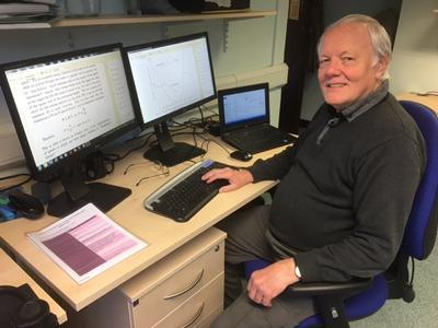 Mr Brian Bonney's photo