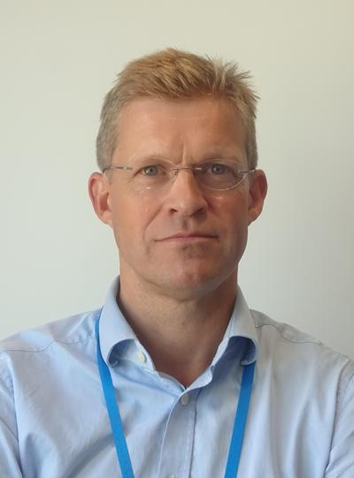 Professor Paul Elkington's photo