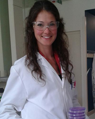 Miss Flora J.M O'Brien's photo