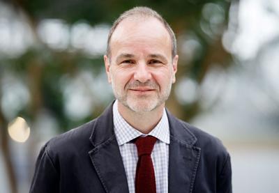 Professor David S Baldwin's photo