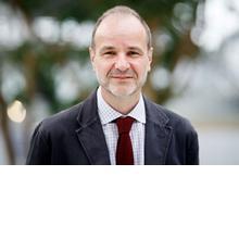 Thumbnail photo of Professor David S Baldwin