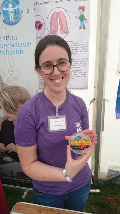 Dr Alison Hill's photo