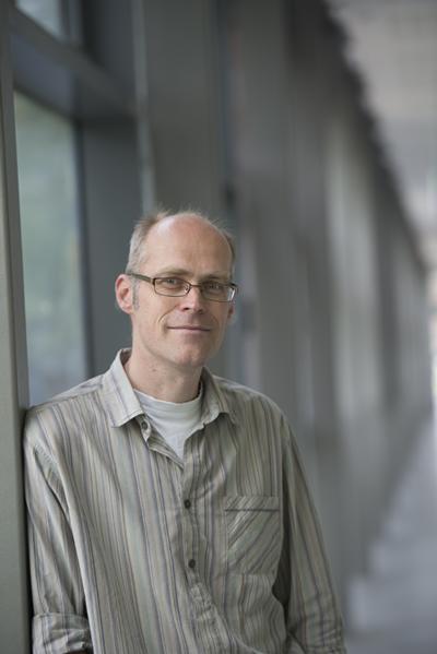 Professor Nils Andersson's photo