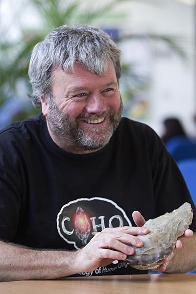 Dr John McNabb's photo