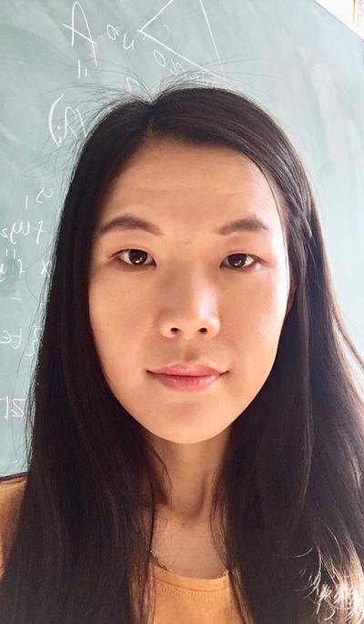 Miss Xin Fu's photo