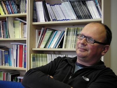 Professor Neville Stanton's photo