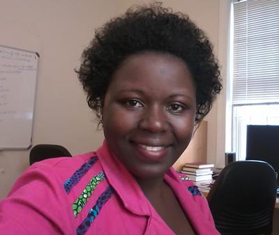 Ms Fatumah Atuhaire's photo