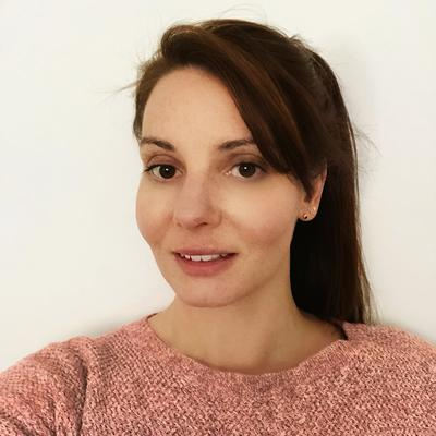 Dr Charlotte Marcinko's photo