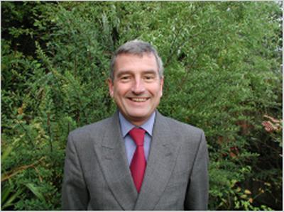 Professor Peter Ashburn's photo