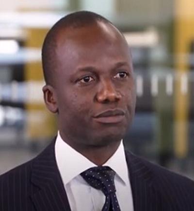 Professor Collins Gyakari Ntim's photo