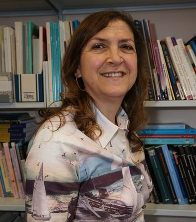 Professor Maria Evandrou's photo