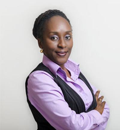 Ms Belinda Nwosu FIH's photo