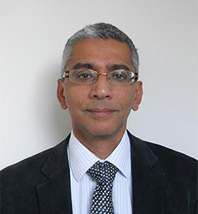 Professor Salim Khakoo's photo
