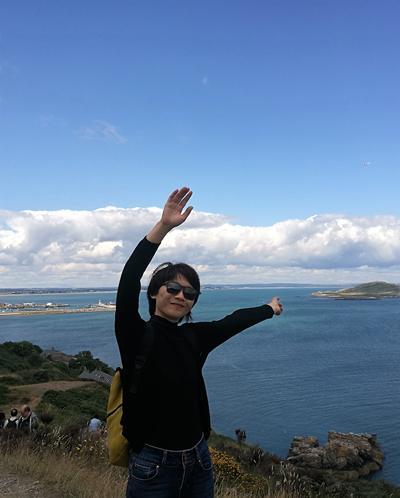 Miss Yanjie Zhao's photo
