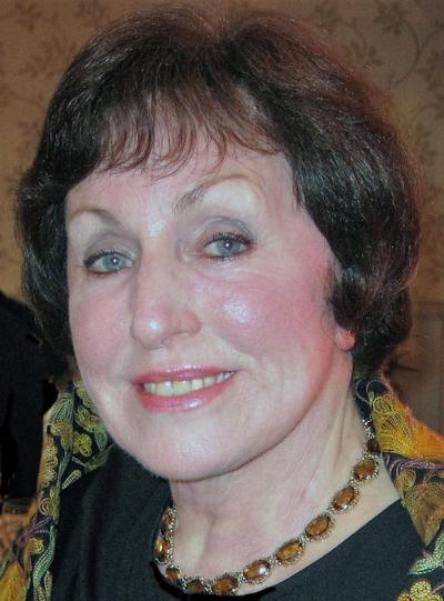 Professor Patricia E.J. Wiltshire's photo