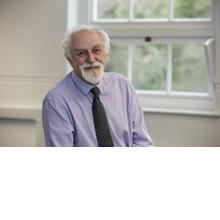 Thumbnail photo of Professor John McGavin