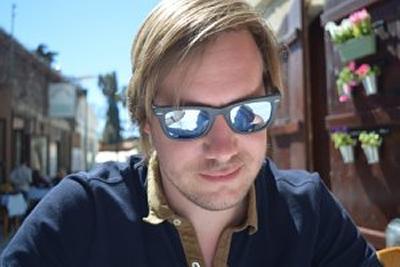 Dr Arjen van Veelen's photo