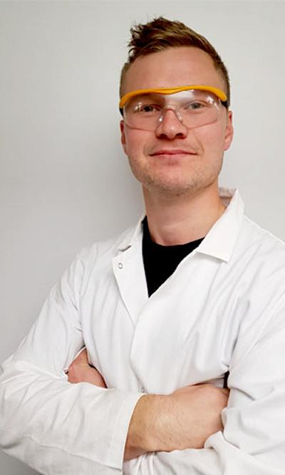 Dr Daniel J. Stewart's photo