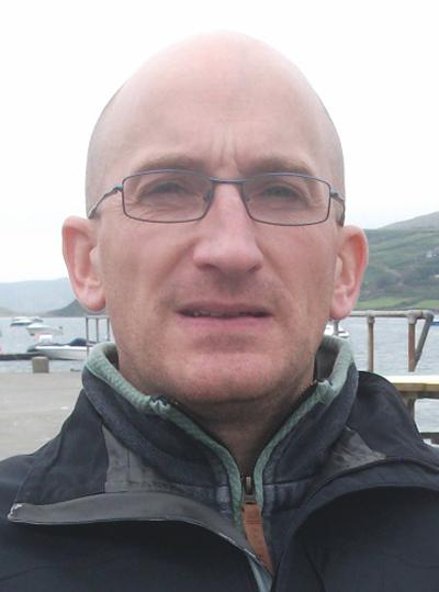 Professor Chris Hauton's photo