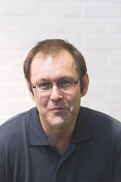 Professor David Wheatley's photo