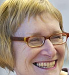Professor Pam Cook