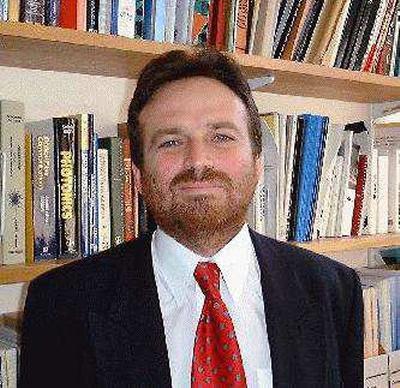 Professor David Richardson's photo