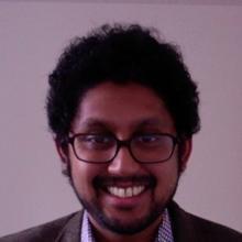 Thumbnail photo of Dr Aravinthan Varatharaj