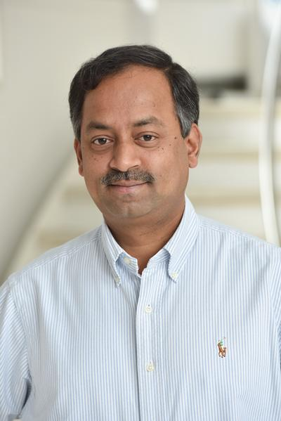 Professor Robert Raja's photo