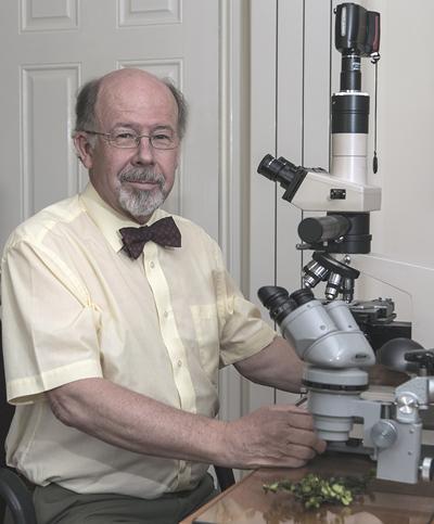 Professor David L. Hawksworth's photo