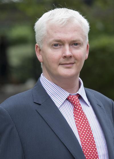 Professor Derek McGhee's photo
