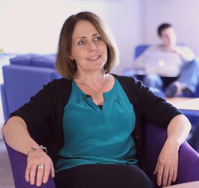 Professor Susan Halford's photo