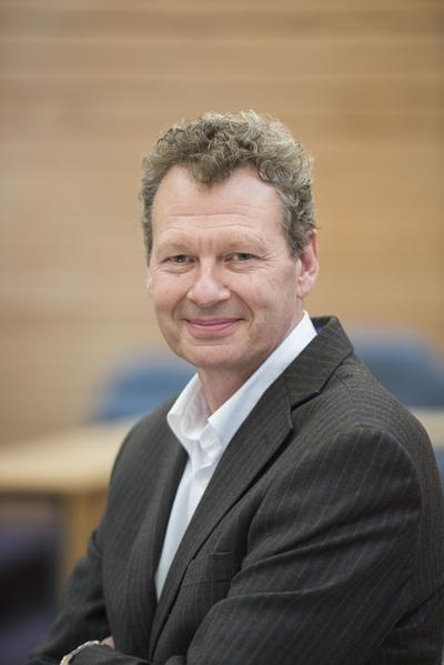 Professor Tim Elliott's photo