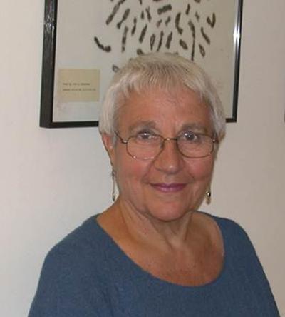 Professor Patricia Jacobs's photo