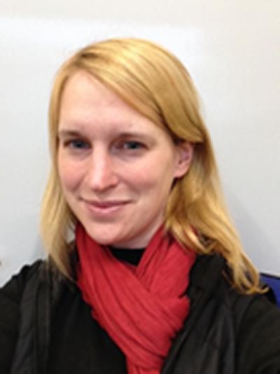 Dr Rachel van Besouw's photo