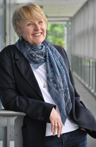 Professor Jenny Fleming's photo