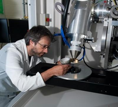 Professor Ian Sinclair's photo