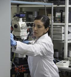 Dr Mariana Vargas-Caballero