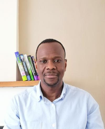 Dr Booker Ogutu's photo