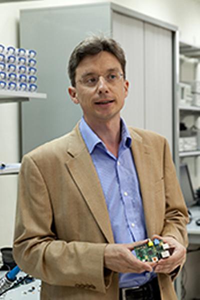 Professor Steve Gunn's photo