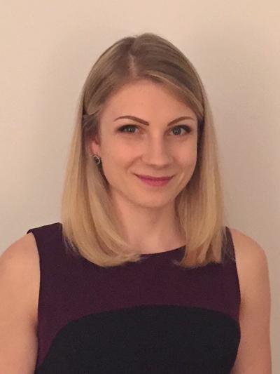 Dr Greta Vilidaite's photo