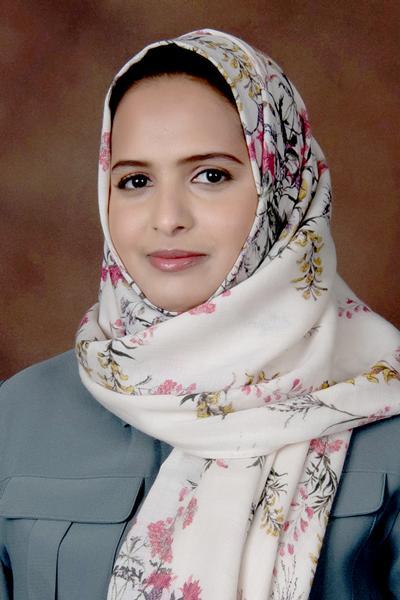 Miss Jabrah Khalaf Alharbi's photo
