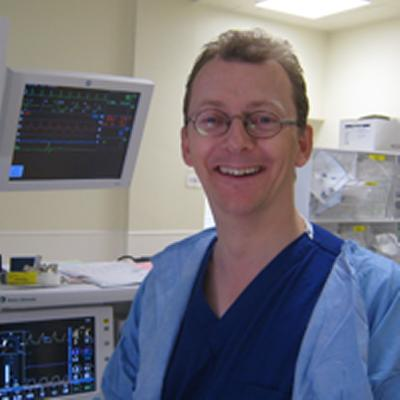 Professor Charles Deakin's photo