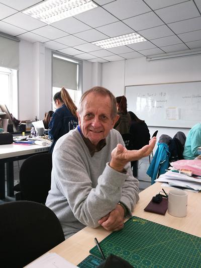 Mr Alan Charles Evans's photo