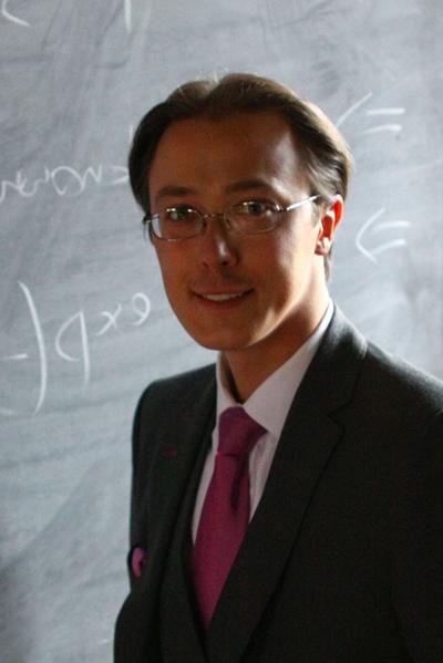 Dr Ilya Kuprov's photo
