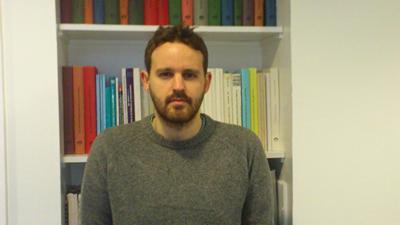Dr Antony Overstall's photo
