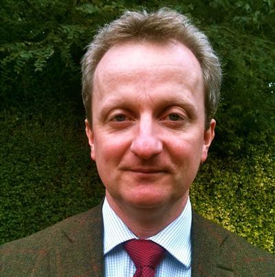 Professor Neil Gregor's photo