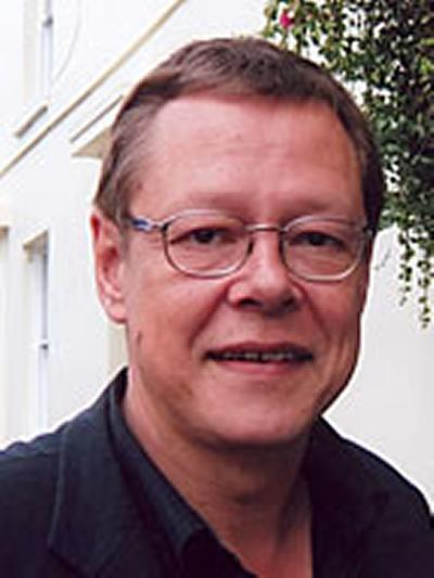 Professor Joachim Schlör's photo