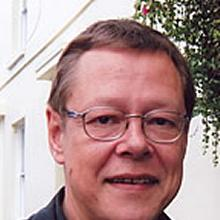 Thumbnail photo of Professor Joachim Schlör