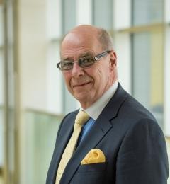 Professor Malcolm Higgs