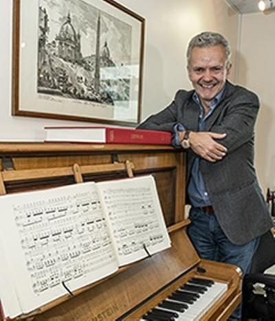 Professor Francesco Izzo's photo